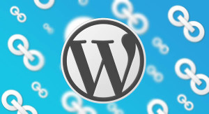 wordpress site links