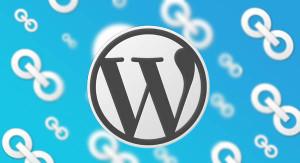 wordpress site links